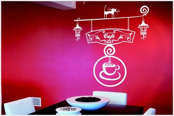 wrapitup - adesivi murali: cucina kt142/ wall stickers ... - Disegni Per Cucina
